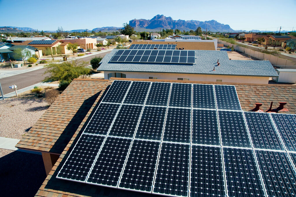 SRP-1 Salt River Project Using Advanced Inverters To Study Solar Impacts