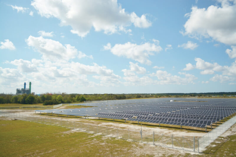 Seminole-2 New Project Helps Florida Co-ops 'Harness The Power Of The Sun'