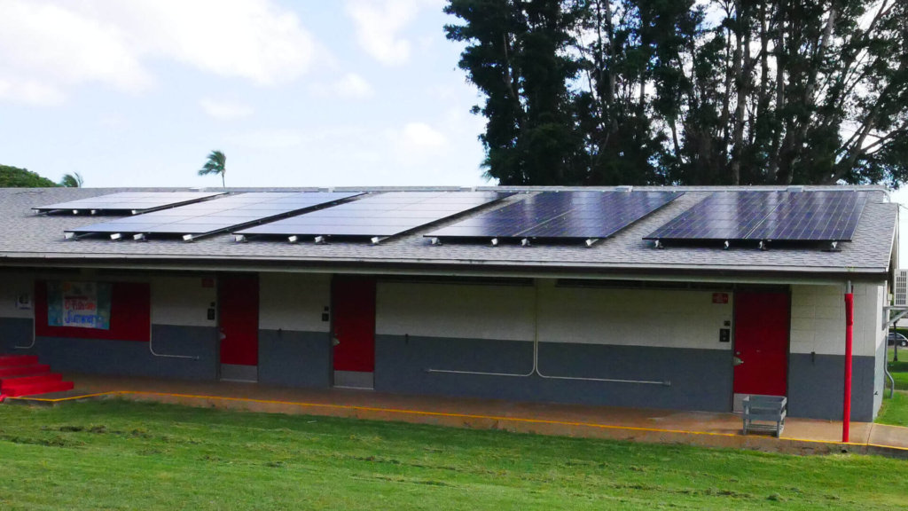 Solar+Storage Keeps Classrooms Cool In Oahu