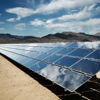 Solar Power Leads As Investment In Renewables Reaches Record Highs