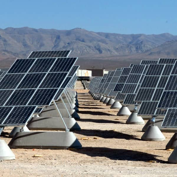 Military Lands Opened Up To Solar Development Under Cross-Agency Effort