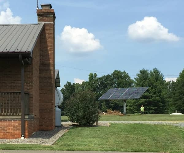 AllEarth Renewables And NC Solar Now Partner On Installations