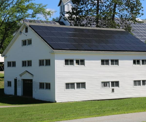 ReVision Energy Completes $1.1 Million Solar Project At Proctor Academy In N.H.