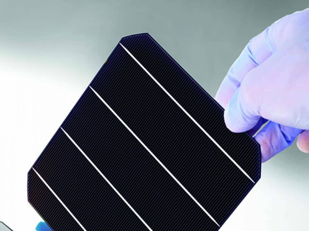 MegaGroup Making Strides With Bifacial Monocrystalline Solar Cell