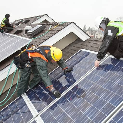 Can The U.S. Install Solar On 10 Million Rooftops By The New Decade?