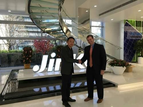 jinkosolar sPower Enters Deals Amid Its Big Plans For 2016