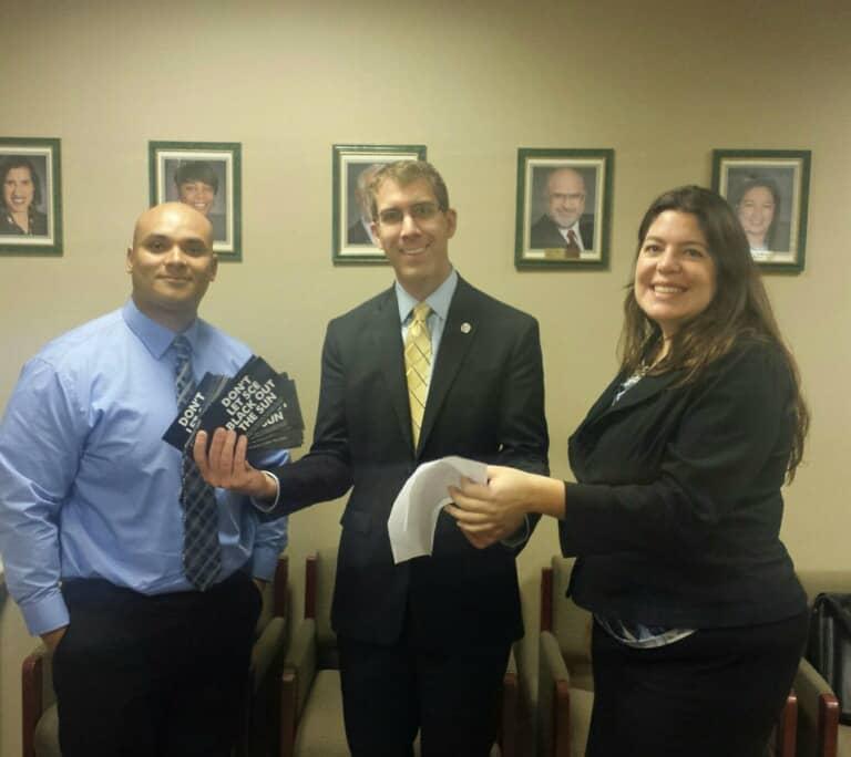 verengo Verengo Solar Delivers Petitions Before California's NEM 2.0 Ruling