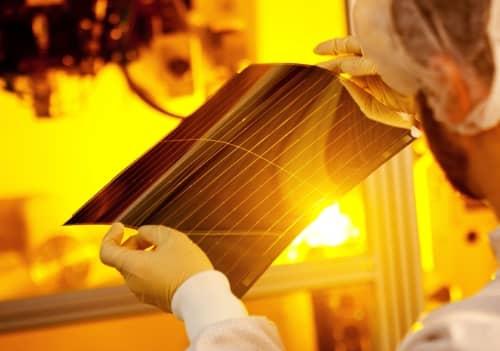 Heliafilm Heliatek Claims Record Efficiency For Organic Photovoltaic Cells