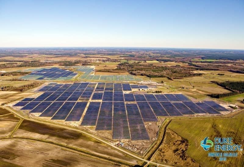 duke-energy-conetoe-II Duke Energy, Lockheed Martin Commit To 17-Year Solar Energy Deal