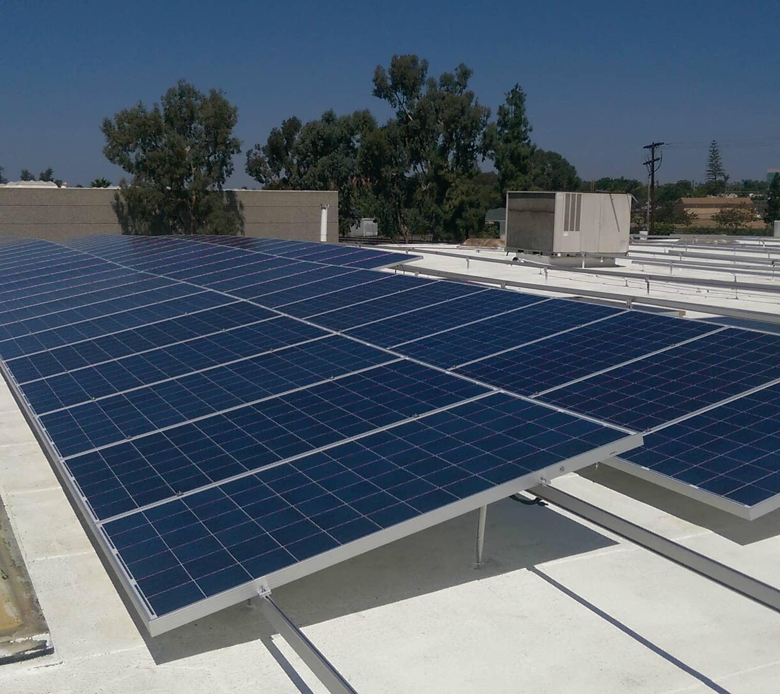 ecoSolargy-1 ecoSolargy Installs Solar System At MGM Plastics In California
