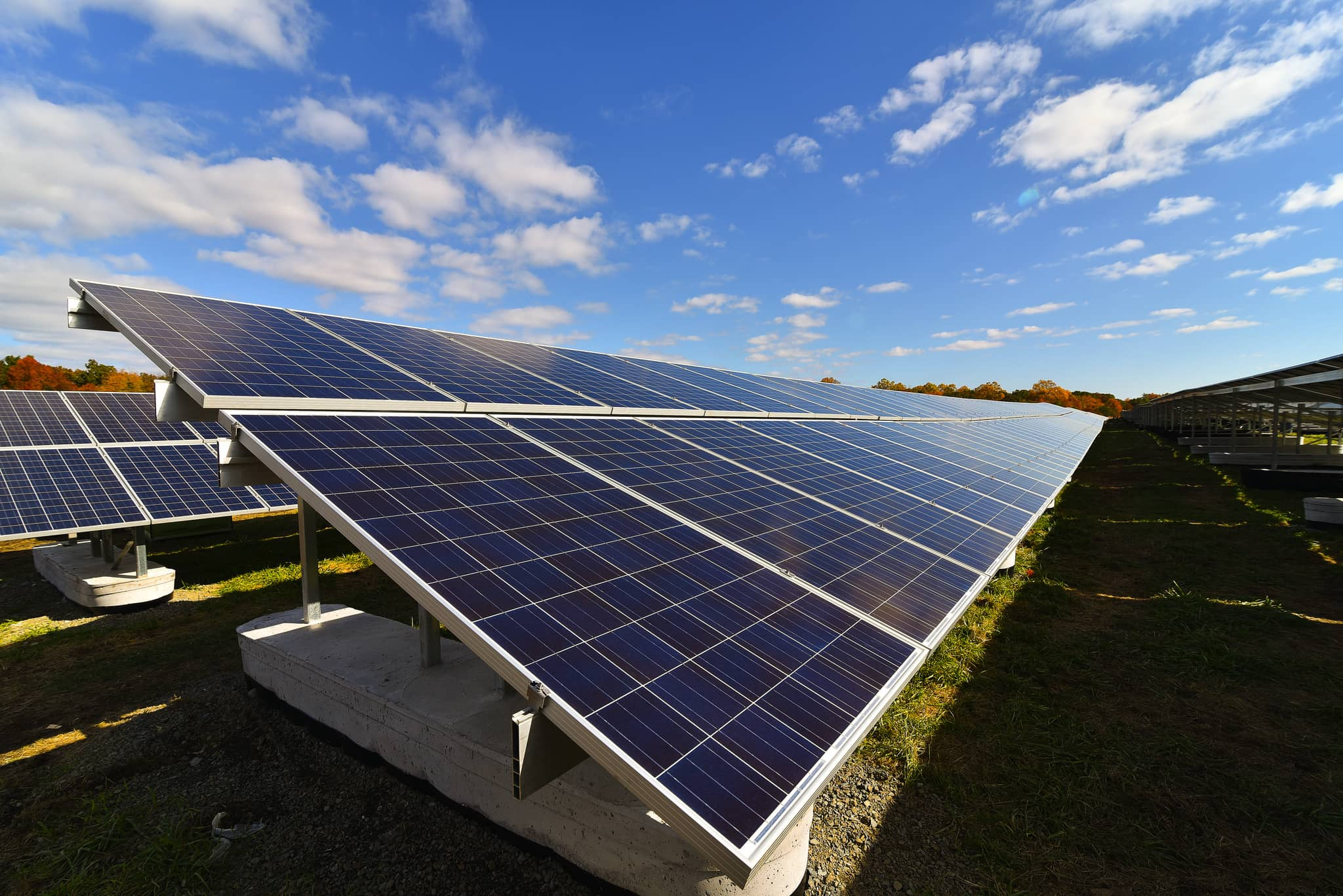 Pse Amp G Completes Its Largest Solar Project To Date Solar
