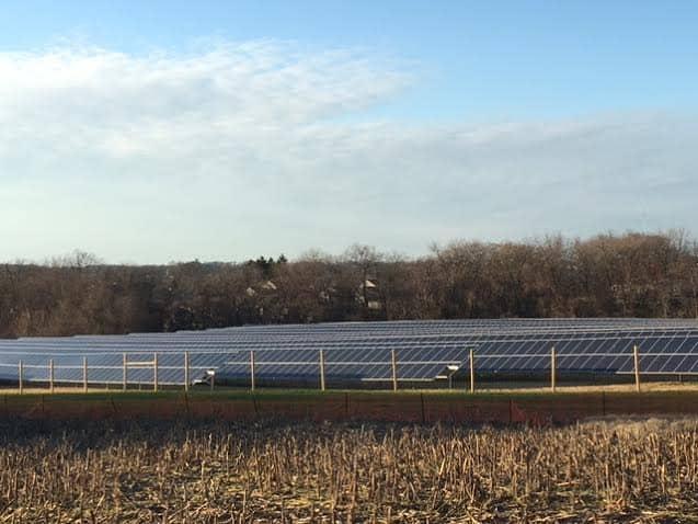 elizabethtown Partners Finish 2.6 MW Solar Project For Elizabethtown College