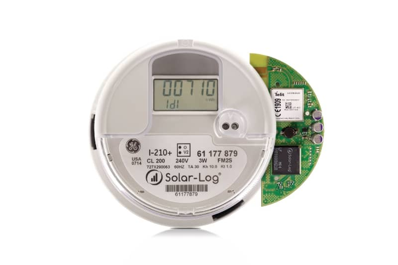 solar-log Solar-Log Smart Meters Receive UL 2735 Certification
