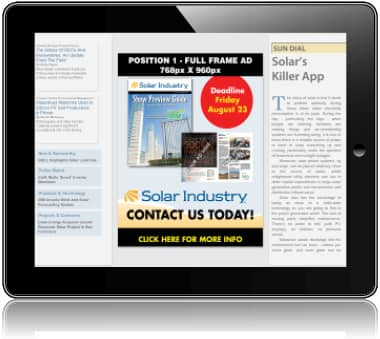 8490 Online Edition Sponsorship Opportunity