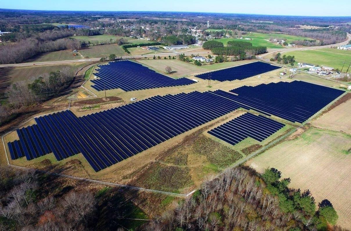 Exoplexus Ecoplexus Completes 54 MW Of Solar In North Carolina