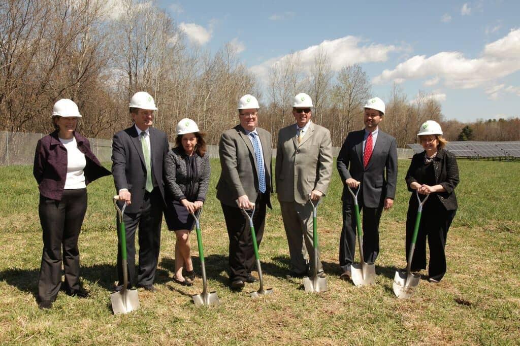 NYSERDA Construction Starts On New York Community Solar Project
