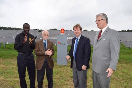 Entergy Entergy Mississippi Flips Switch On Solar Pilot Project