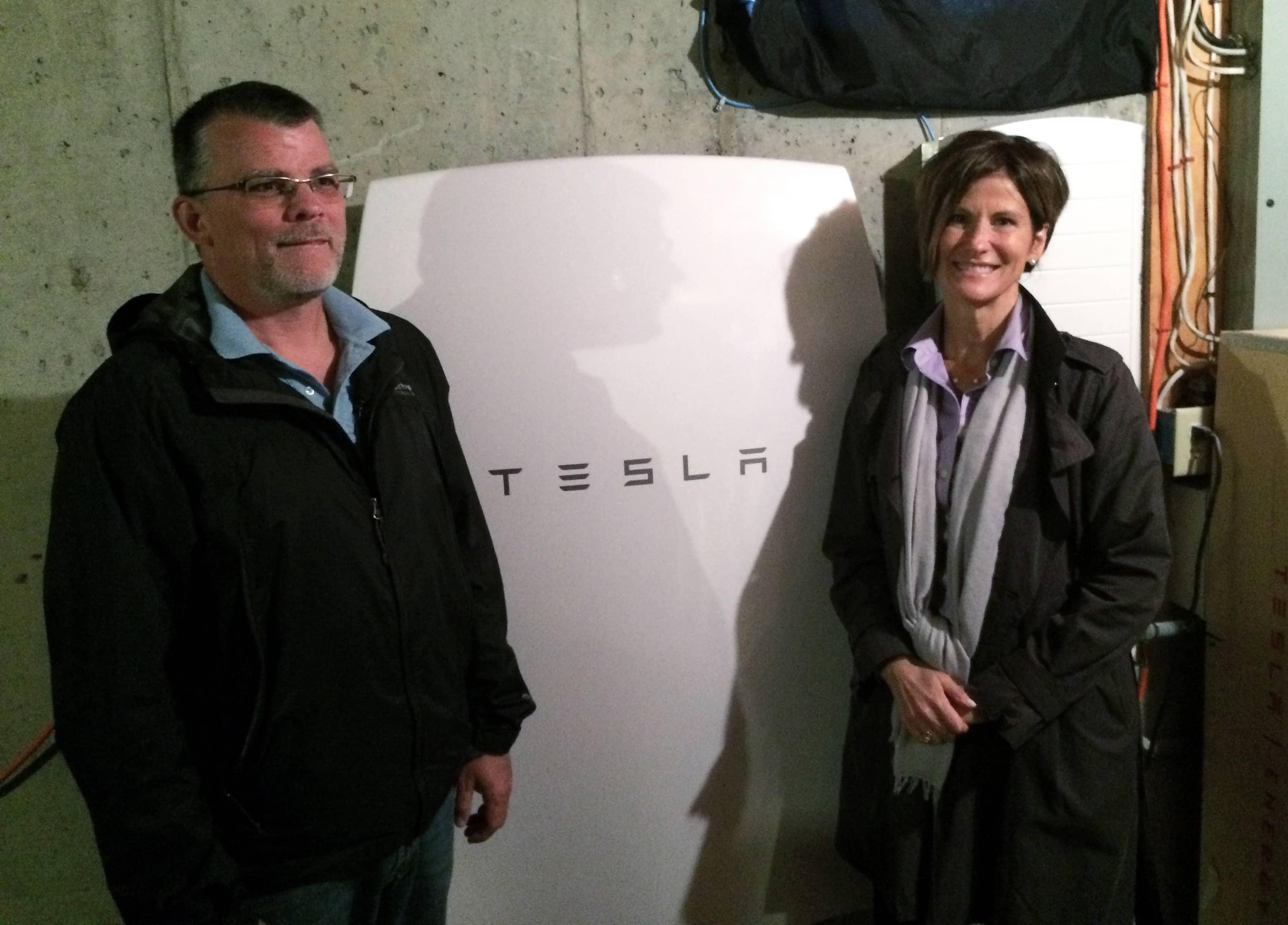 GMP-1 Vermont Utility Installs Tesla Powerwalls For Customers