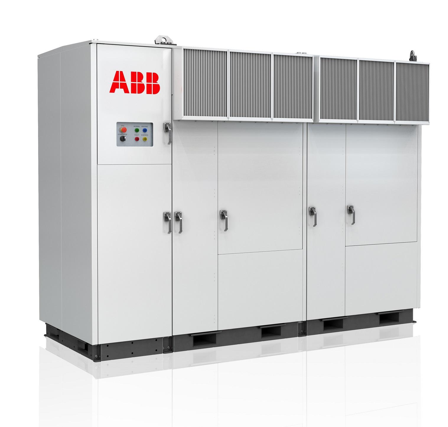 ABB ABB Starts Shipping Enhanced Central Solar Inverter