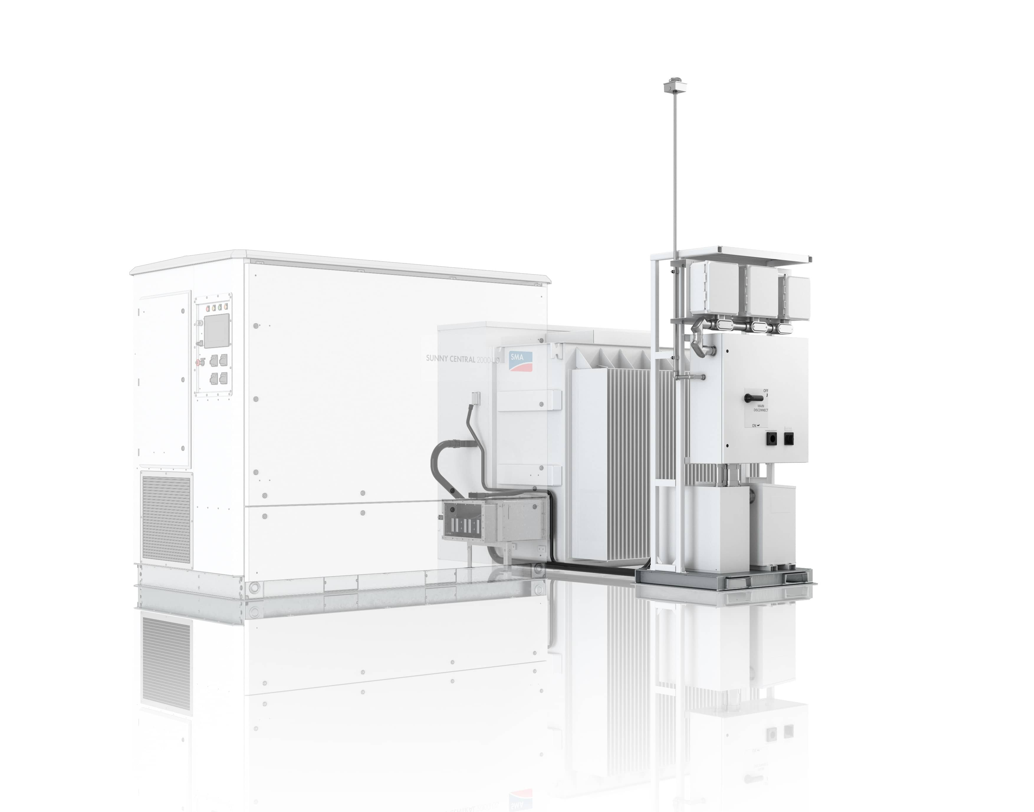 SMA-Medium-Voltage-Block SMA Revamps Medium Voltage Block For Utility-Scale Solar