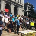 Colorado Solar Advocates Protest Utility Rate Proposal