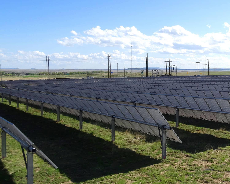 ATI ATI Supplies Trackers To 191 MW Springbok 2 Solar Farm