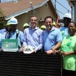Nonprofit Installer, L.A. Mayor Announce Low-Income Solar Pledge