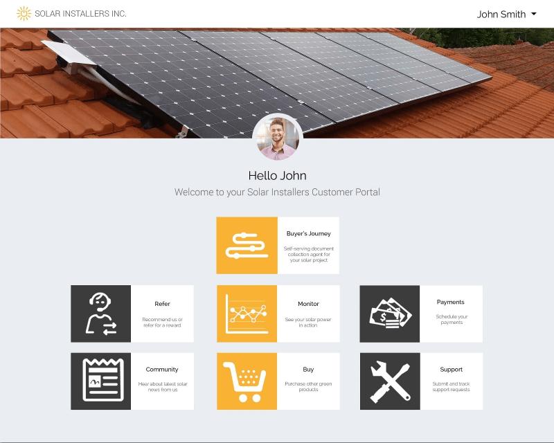 customer-portal Eltropy Announces Customer Portal Solution To Simplify Solar Buying