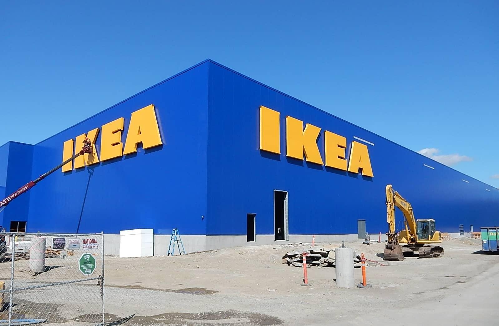 IKEA IKEA To Install Washington's Largest Rooftop Solar Array