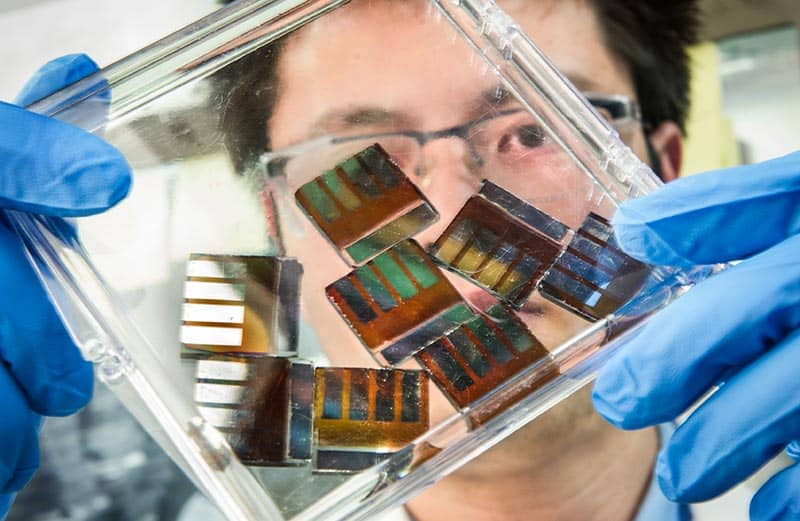 NREL NREL Research Helps Improve Perovskite Solar Cells