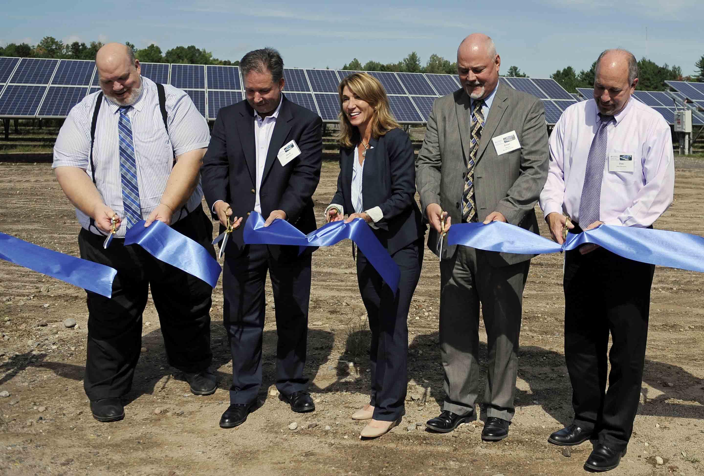 ConEdison-Development 3 MW Brownfield Solar Project Dedicated In Massachusetts