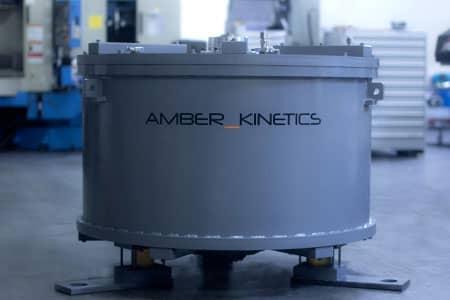 amber_kinetics Hawaiian Electric Launches Flywheel Energy Storage Pilot