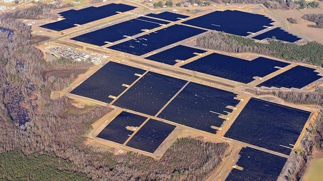 duke Duke Energy Carolinas Seeks More Renewables