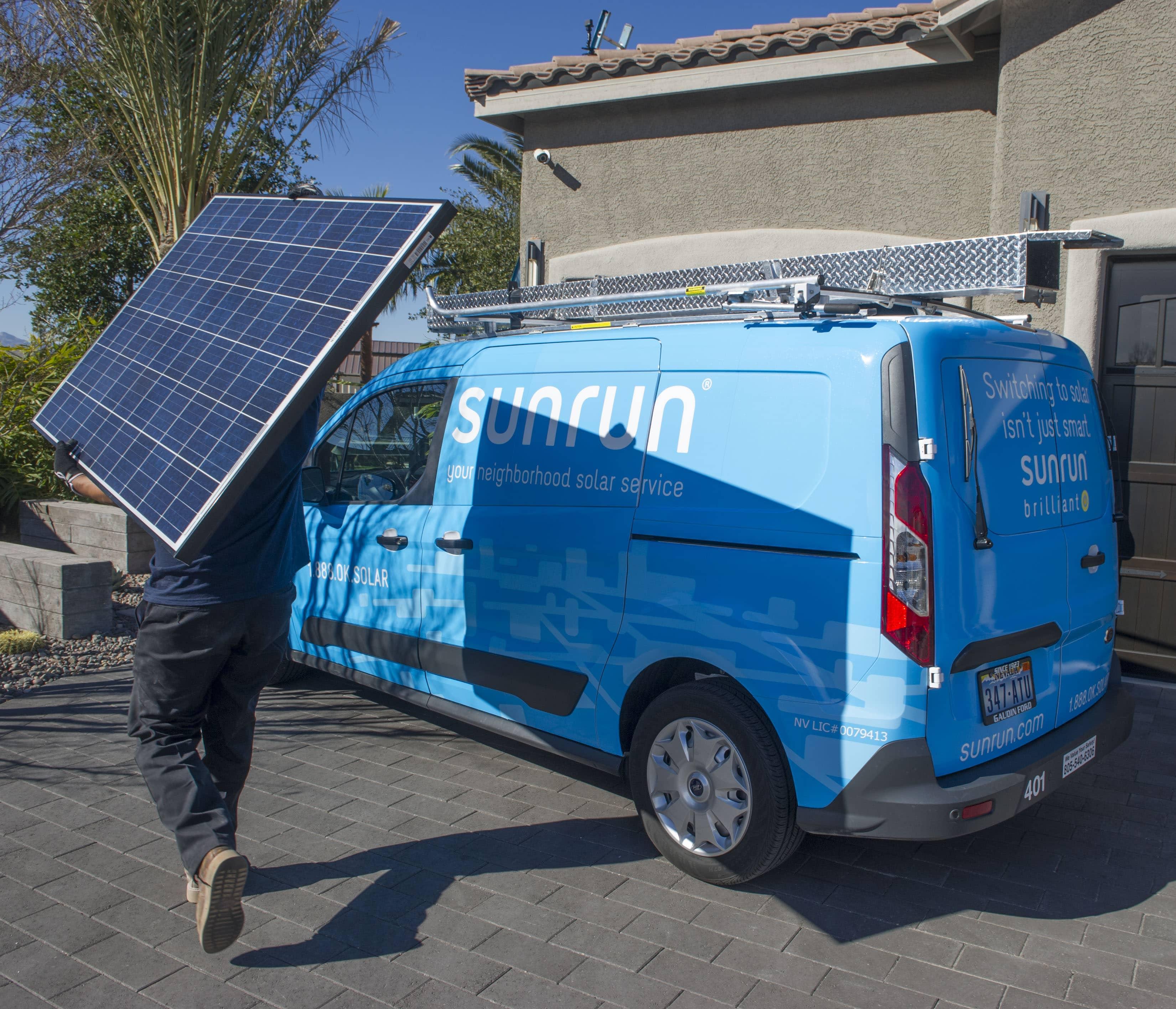 sunrun Sunrun And LG Chem Partner On U.S. Residential Solar+Storage