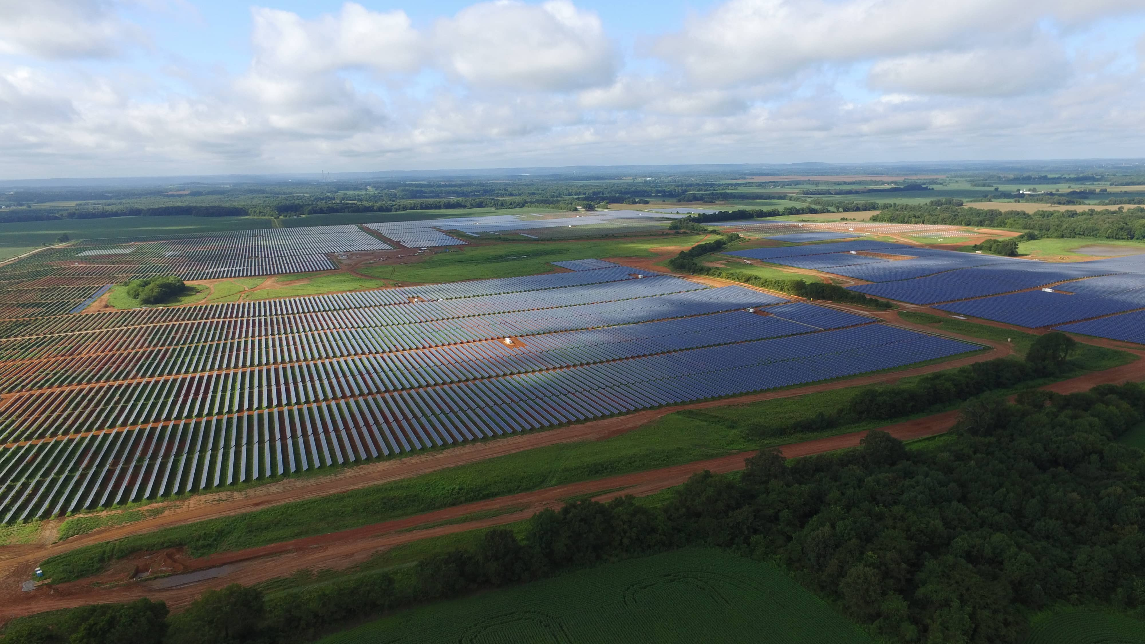 Tva nextera commission alabama s largest solar project for Solar ranch