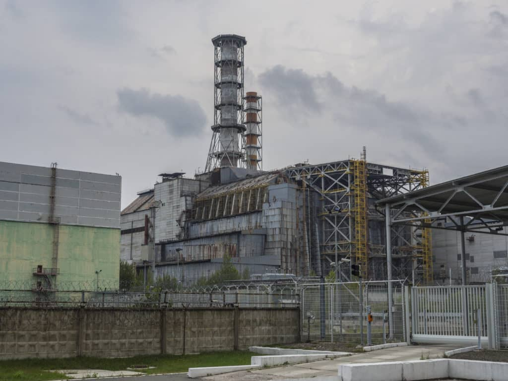 Chernobyl Site Of Nuclear Disaster To Get Solar Power