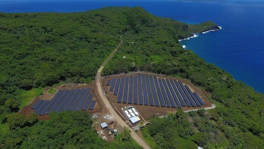 solarcity-1 Tesla/SolarCity Microgrid Powers An Entire Island
