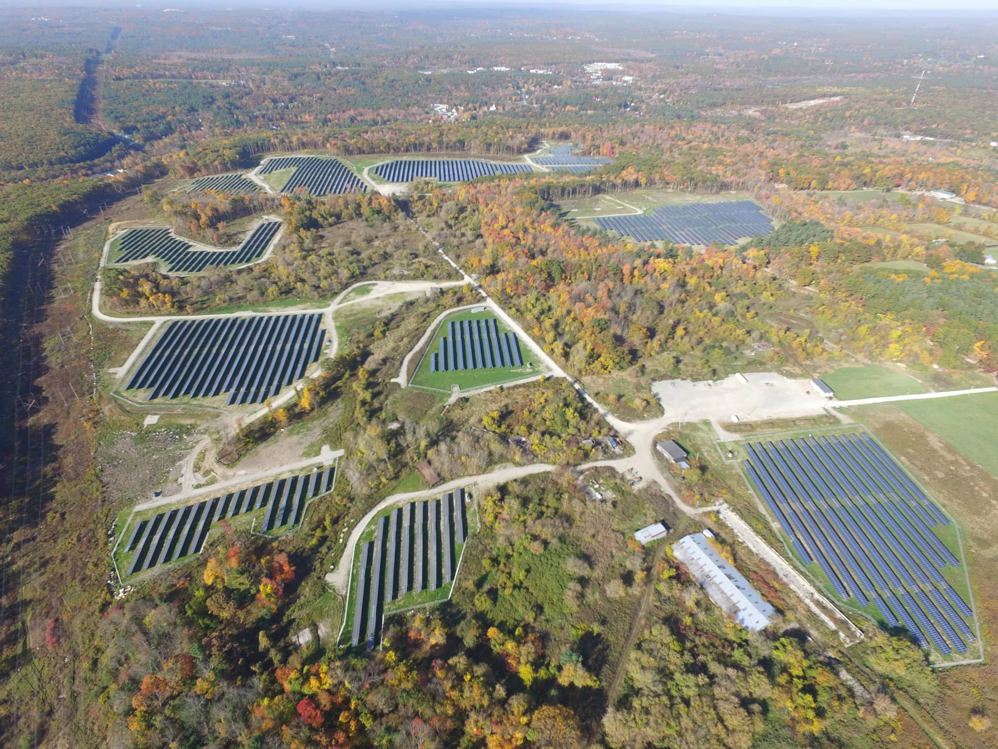 Partners Celebrate Large Community Solar Project In Mass