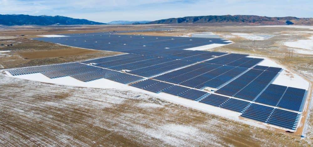 scatec Scatec Solar Offloads Utah Red Hills Solar Plant