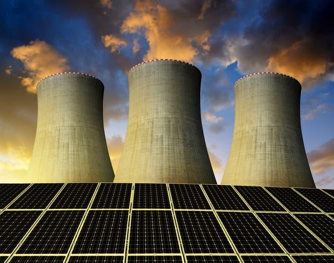 nuclear renewables