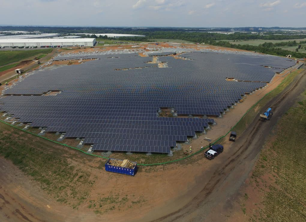 ilr_aerial N.J. Utility Transforms Landfill Into 7.75 MW Solar Farm