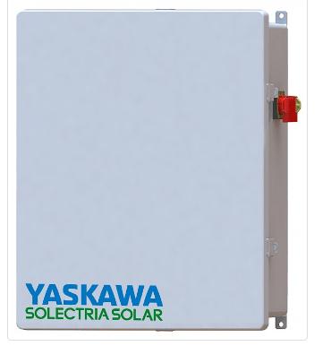 yaskawa Yaskawa – Solectria Solar Offers Rapid Shutdown Combiner For Three-Phase Inverters