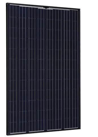 Panasonic Panasonic Introduces Trio Of All-Black Solar Panels