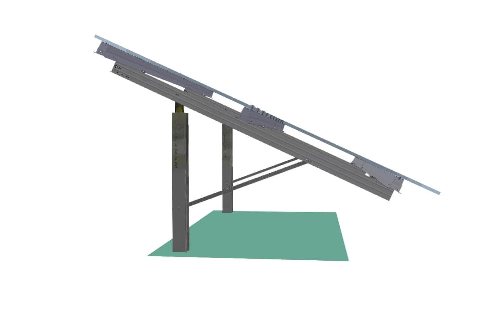 Schletter Schletter Unveils G-Max Fixed-Tilt Solar Mounting System