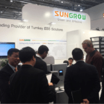 PV Inverter Manufacturer Demonstrates New Energy Storage Solutions