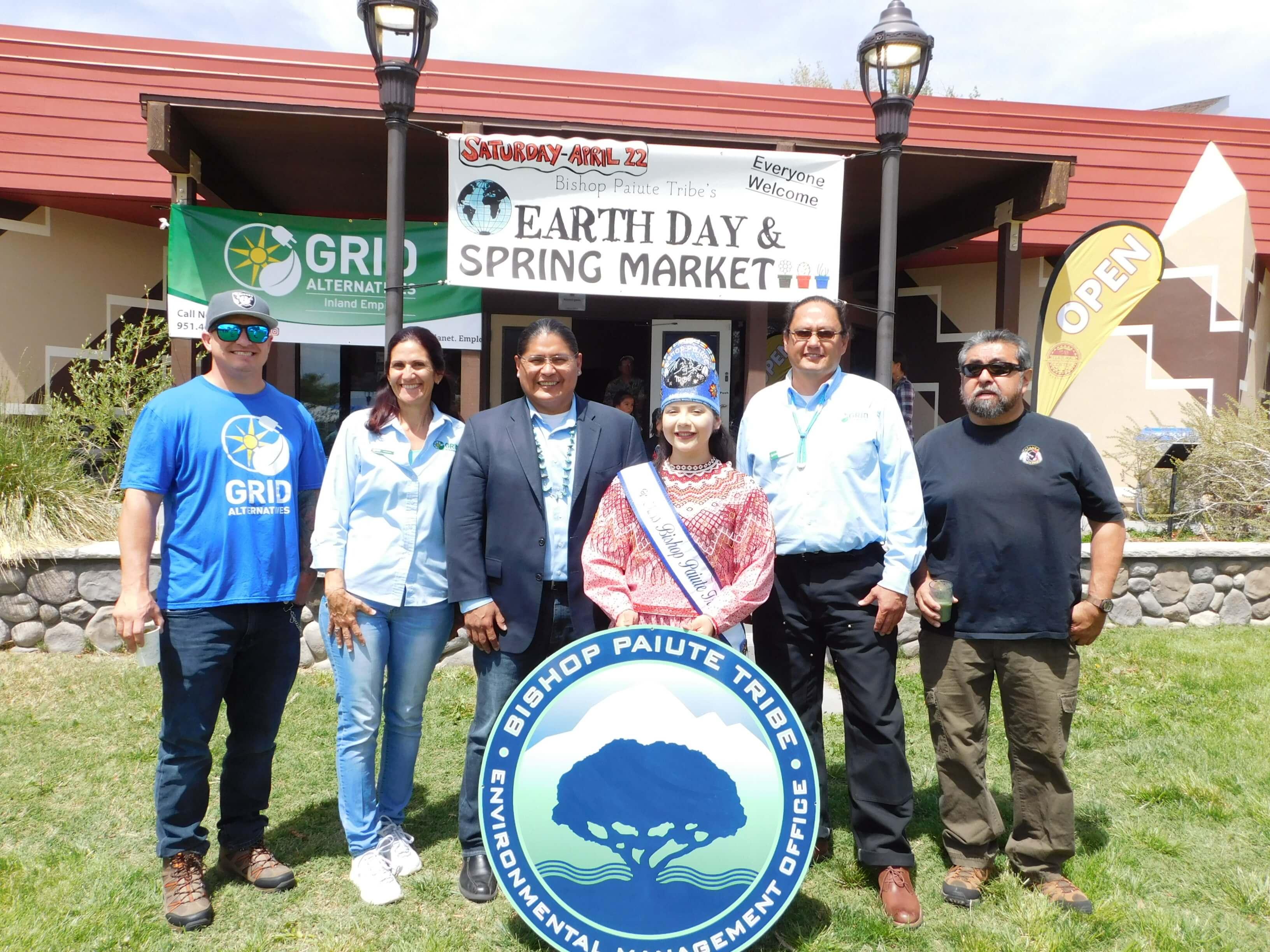 GRID DOE, GRID Complete 56 California Tribal Solar Installations