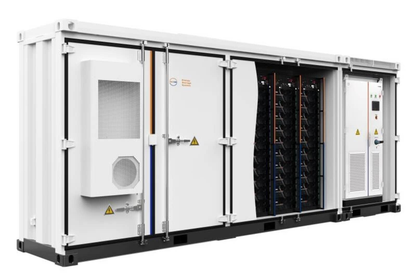 Sungrow Sungrow Introduces C&I Storage Solution For North America