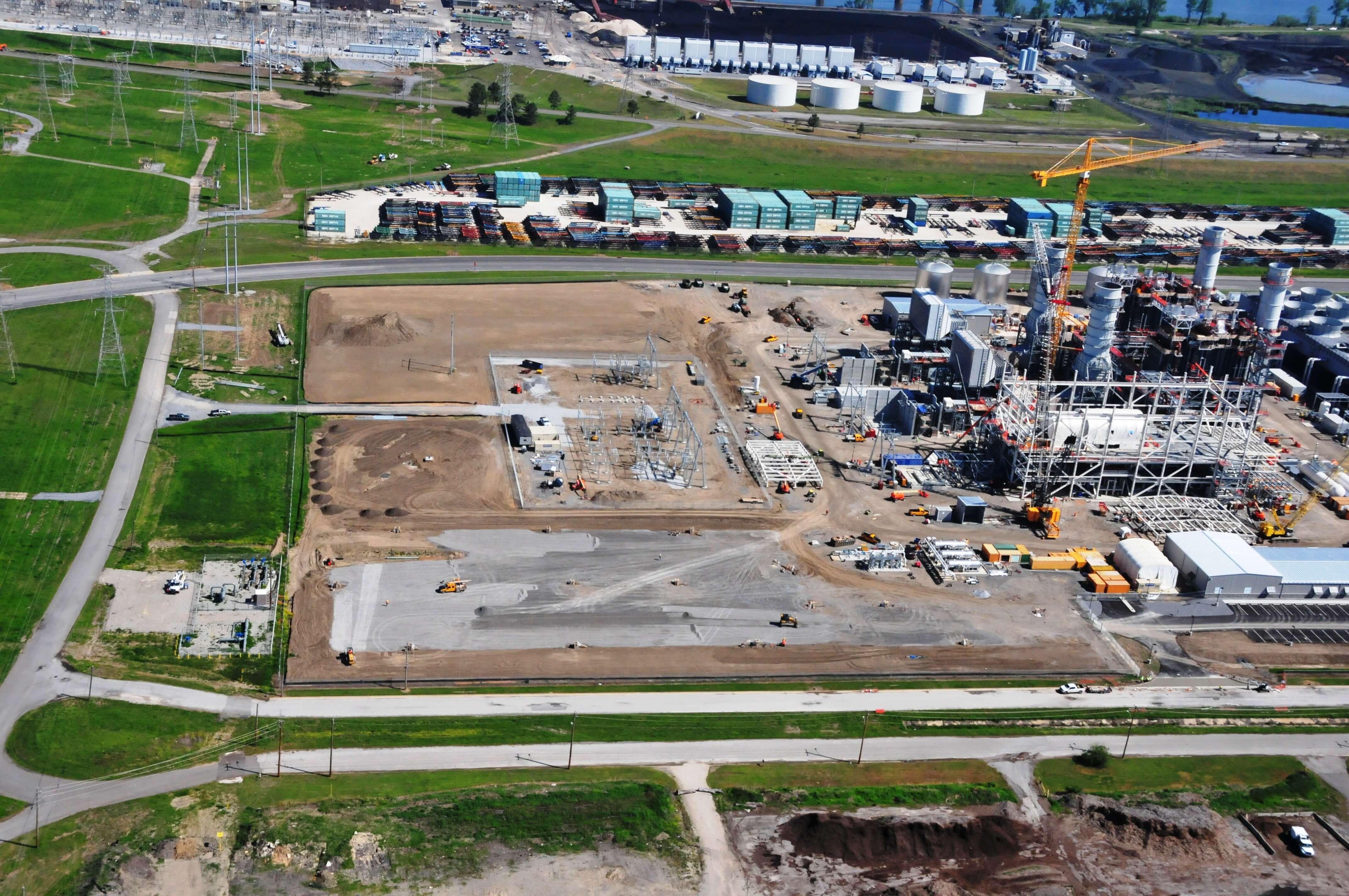 TVA TVA Installing Solar Next To Memphis Natural Gas Plant