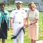 Duke Energy Cuts Ribbon On Solar Project At Indiana Naval Base