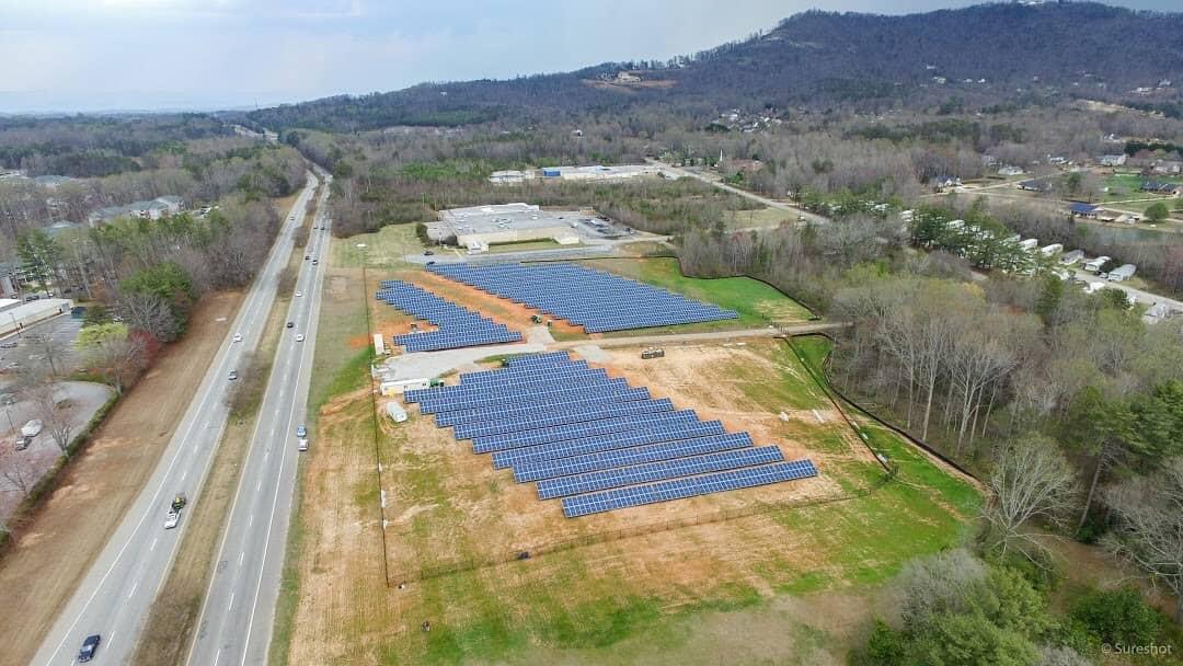 Furman Furman University Flips Switch On $1.7M Solar Project